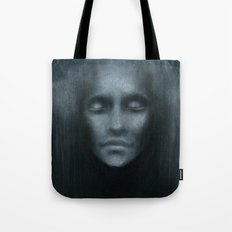 White Witch  Tote Bag