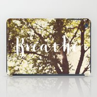 Breathe iPad Case