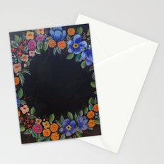 Wreath Stationery Cards