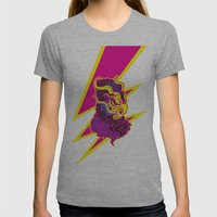 Storm Womens Fitted Tee Athletic Grey SMALL