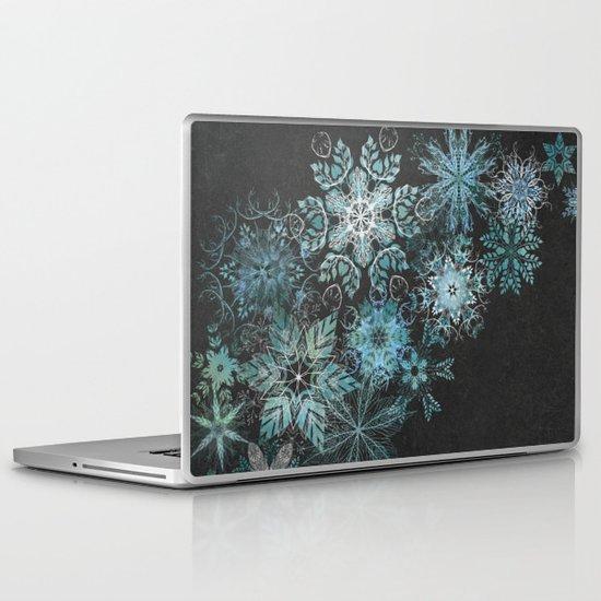 The Mountain Drift Laptop & iPad Skin