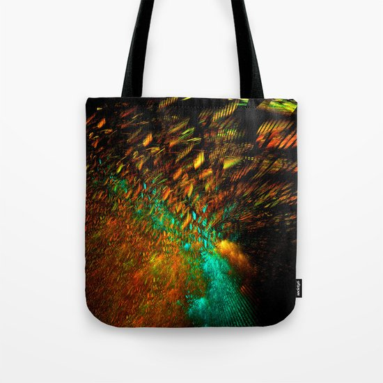 Festive Lights Tote Bag
