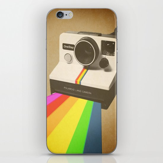 Focus Fondly iPhone & iPod Skin