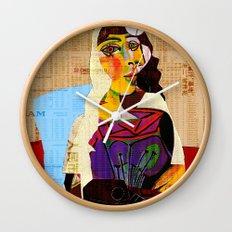 Picasso Women 6 Wall Clock