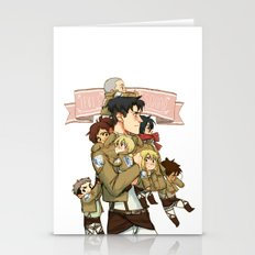 Levi's Squad Stationery Cards