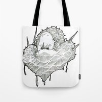 monsterT Tote Bag