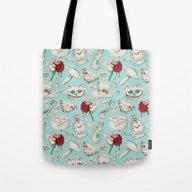 Wear To Wonderland – S… Tote Bag