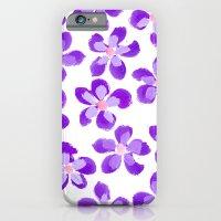 Posey Power - Purple Mul… iPhone 6 Slim Case