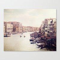Venice Revisited Canvas Print