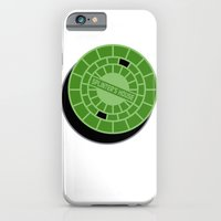 Splinter's House iPhone 6 Slim Case
