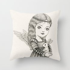 Peace Throw Pillow