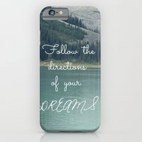 Follow The Directions Of… iPhone 6 Slim Case