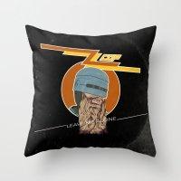 ZZ COP Throw Pillow