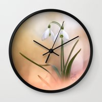 Match your nature with Nature Wall Clock