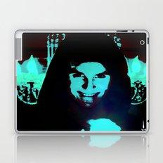 Scary Man Laptop & iPad Skin