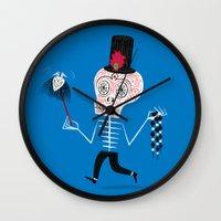 The Halloween Series - T… Wall Clock