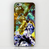 THE ANGELS CALL YOUR NAME iPhone & iPod Skin