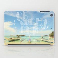 Oh Sunny Days iPad Case