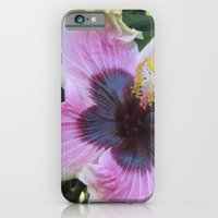 iPhone & iPod Case featuring Hibiscus  by AuFish92024