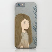 Portrait Of Cosette From… iPhone 6 Slim Case