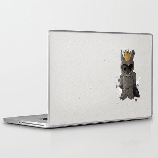 Wild one Laptop & iPad Skin