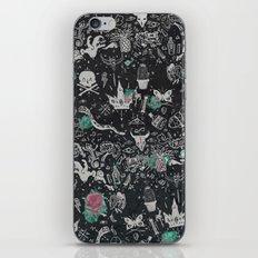 Bones in the Desert iPhone & iPod Skin