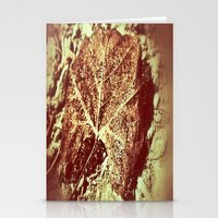 You Left Your Mark Stationery Cards