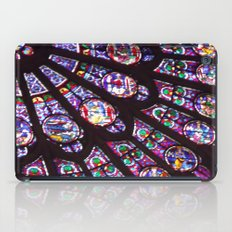 Rose Window (Notre Dame)  iPad Case