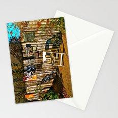 Sidewalk Seat Stationery Cards