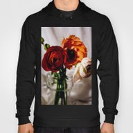 Pretty Flower Trio Hoody