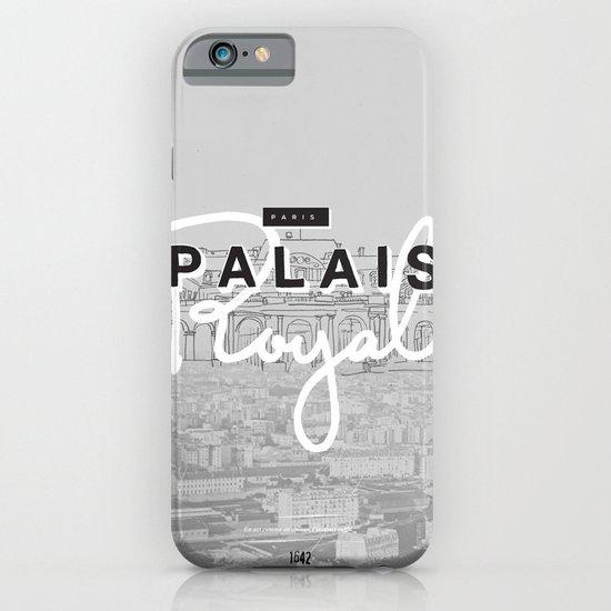Palais Royal iPhone & iPod Case