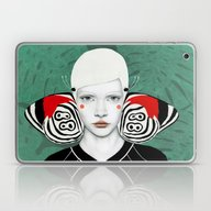Fanni Laptop & iPad Skin
