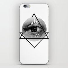 Eye iPhone & iPod Skin