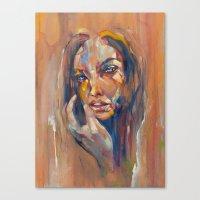 Cmplktion Canvas Print