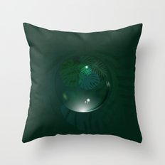 Jungle Mysteries Throw Pillow