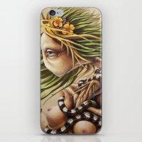 Summer Breeze iPhone & iPod Skin
