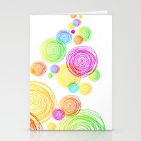 Circle Tower Stationery Cards