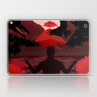 The Angels Cried Out Laptop & iPad Skin