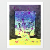 We Are All Made Of Stard… Art Print