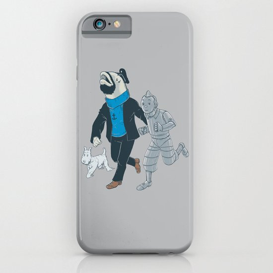 The Literal Adventures of... iPhone & iPod Case