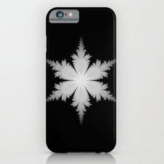 Fractal Snowflake Slim Case iPhone 6s