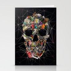 Fragile Skull Stationery Cards
