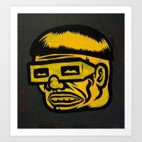 dr.Cog Art Print