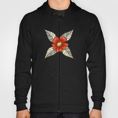 Guild of flowers and leaves Hoody