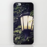 Overgrown Lamp iPhone & iPod Skin