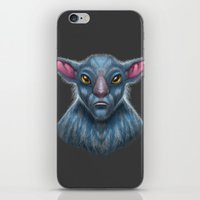 Targ Warrior iPhone & iPod Skin