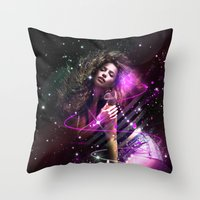 The Grand Throw Pillow
