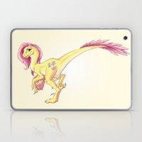 Raptor Fluttershy Laptop & iPad Skin