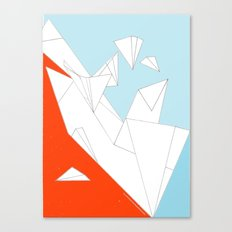paperwings Canvas Print