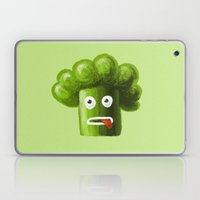 Stressed Out Broccoli Laptop & iPad Skin